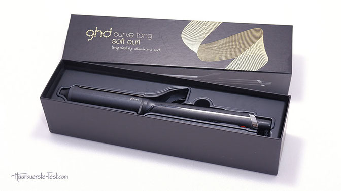 ghd curve soft curl tong Verpackung