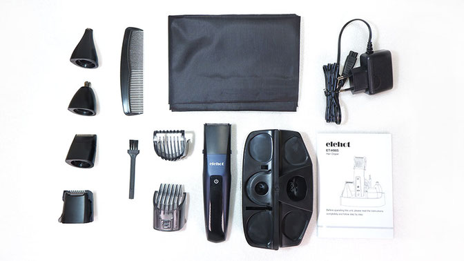 Elehot multigrooming kit