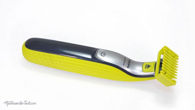 oneblade für körper, Philips OneBlade Face + Body