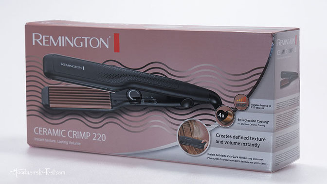 Remington Ceramic Crimp 220