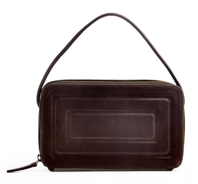 Schultertasche Tracht Trachtentasche Ledertasche braun versankostenfrei kaufen. OWA TRACHT Manufaktur Handarbeit