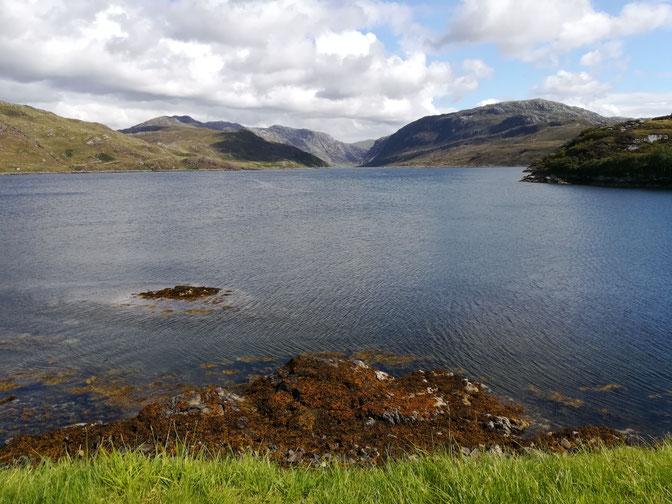 Loch Glendhu bei Kylesku