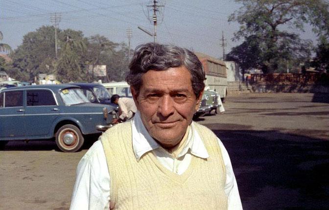 1974, Poona, India ; photo taken by David Fenster