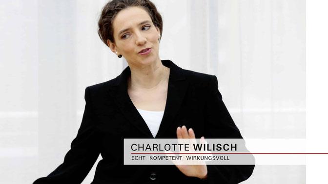 Charlotte Wilisch - Expertin für Emotional Boosting | Nonverbales Selbstmarketing | Business-Knigge | Farb- und Stilberatung