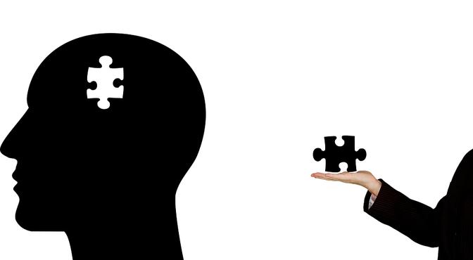 Manchmal fehtl genau ein wichtiges Puzzleteil.