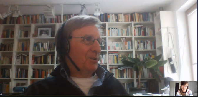 Interview mit Prof. Dr. G. Günter Voß & Dr. Carolyn Koch-Falkenberg