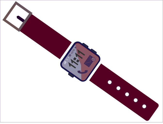 Doppelzahlen und ihre Bedeutung z.B: die Zeit auf der Uhr