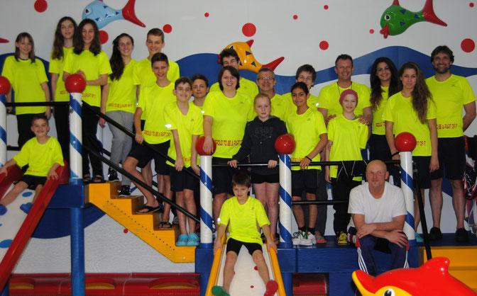 Zahlreiche Bestzeiten und strahlende Gesichter bei unseren DMS-Mannschaften in Viernheim