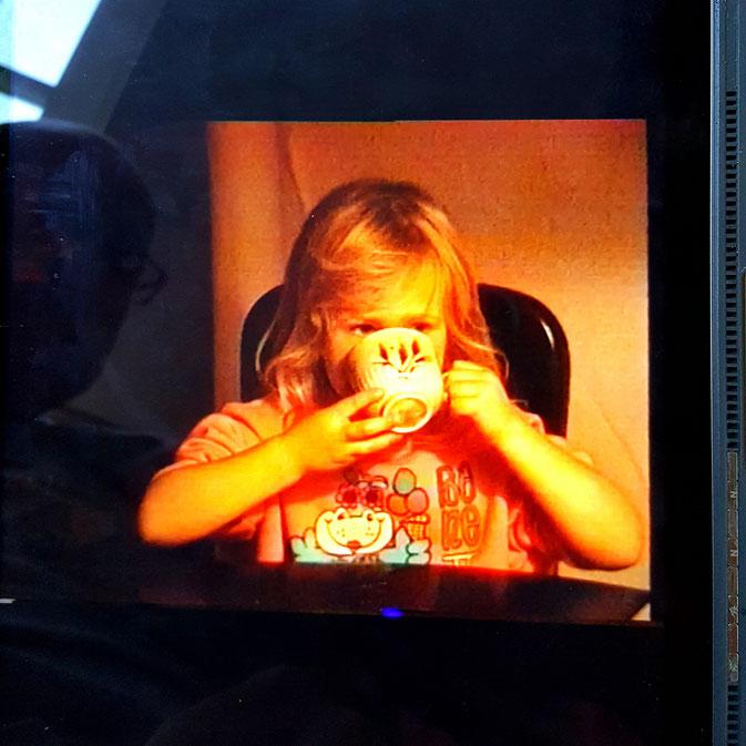 12 von 12 September - alte Videos aus der Kindheit schauen