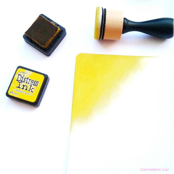 Letter Lovers: Anleitung zur Blending-Technik