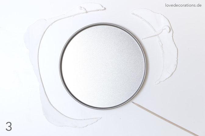 DIY Eiswaffeln aus Fimo - Schritt 3