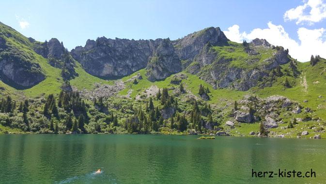 Seebergsee im Diemtigtal, Berner Oberland