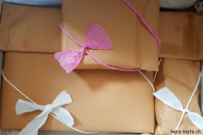 Sommerwichteln - mein Paket