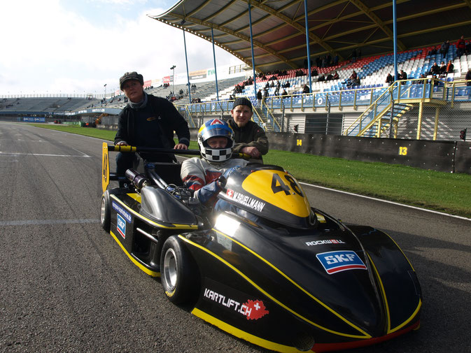 brüllmann superkart team