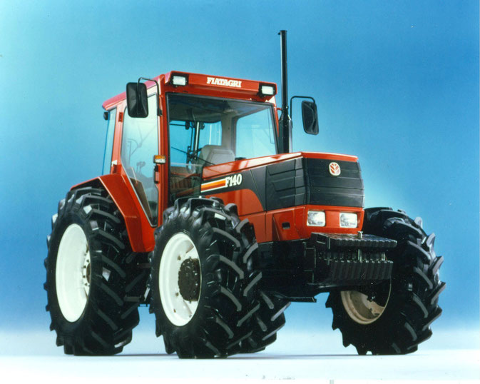 Fiatagri Winner F140 DT Traktor