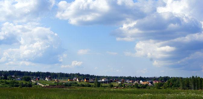 участки дома дачный поселок никитское истринское водохранилище новорижское шоссе