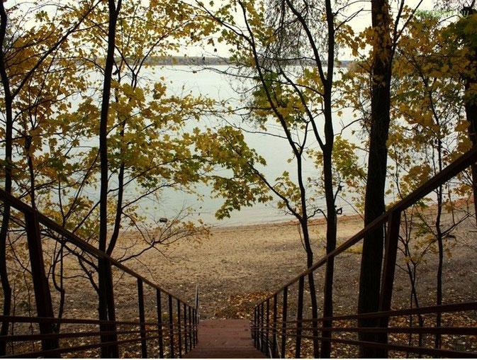 ламишино парк земельный участок в первой линии истринского водохранилища
