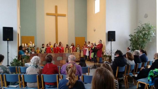 Musical: Daniel in der Löwengrube