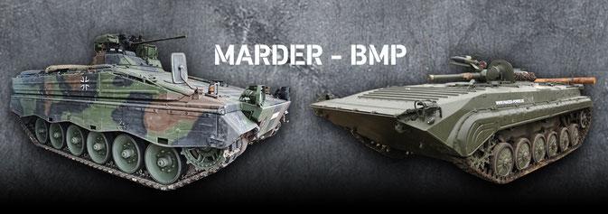 Marder vs. BMP