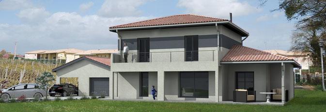 Maison Etage 165 m²