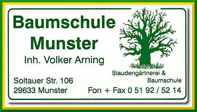 Baumschule Munster