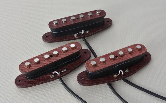 Single Coil Pickups For Strat : strat single coil set for guitar ~ Vivirlamusica.com Haus und Dekorationen