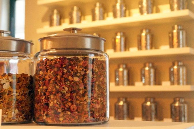 Salon de thé et café nantes infusions centre ville