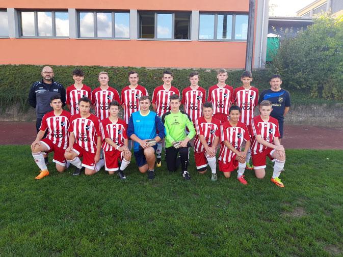 B-Junioren SG Silbersee/Winklarn 2018/2019