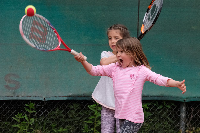 TDB, Tennisschule Dirk Buers, Kids Club, Dorsten, Training