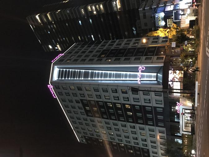 モクシー大阪新梅田