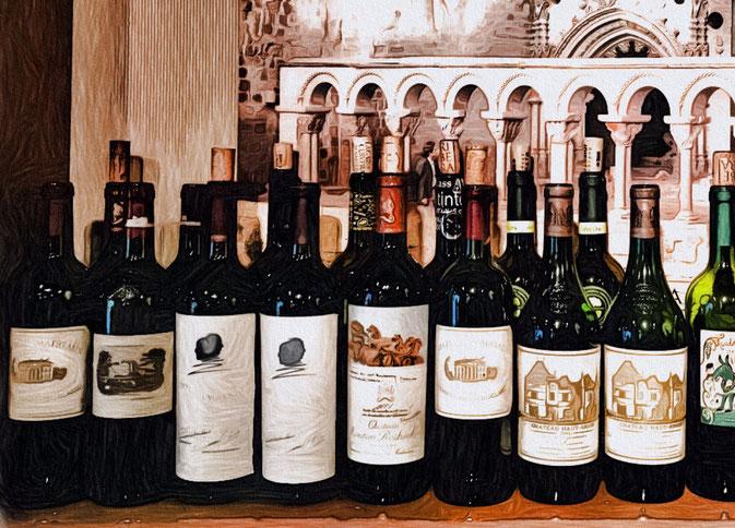 今日も素敵なワインと出会える記念日になりますように