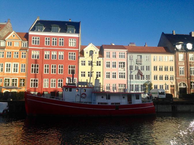 Tomber en amour pour Copenhague