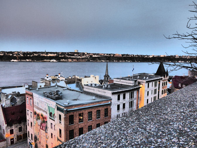 Les toits du Vieux Port