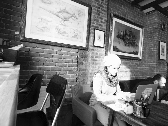 L'Anti-Café, un établissement où tu fais comme à la maison