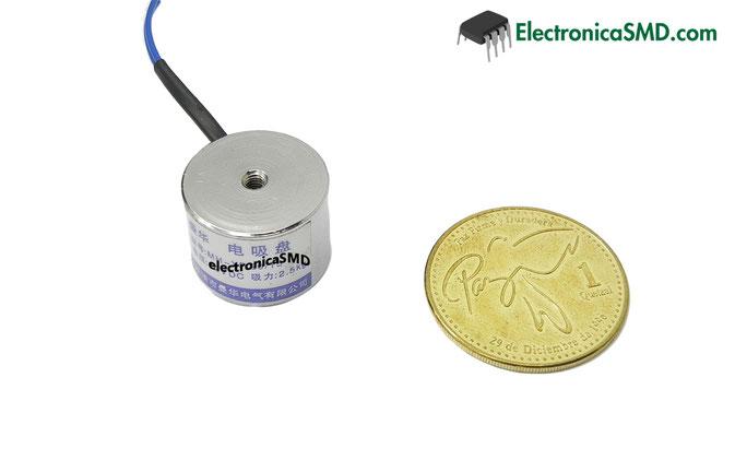 electroiman guatemala, electroiman, electromagneto, guatemala, electronica, electroiman 12vdc, 12v electro iman