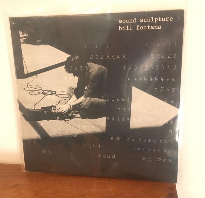 bill fontana sound sculpture  キネティックアート 音響彫刻 サウンドスカルプチャー フィールドレコーディング サウンドアート