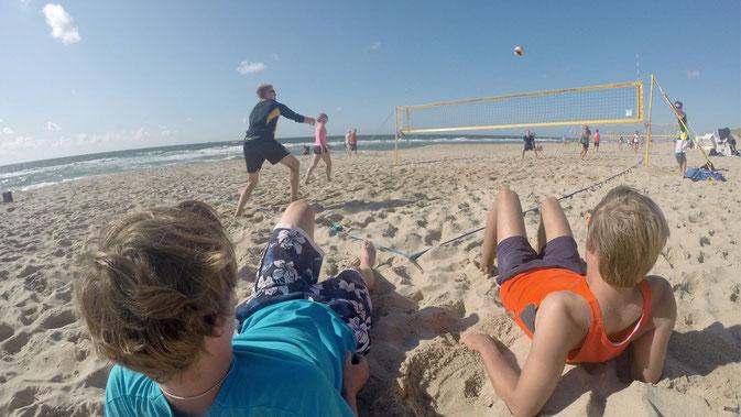 Dein Beachvolleyball Urlaub in Deutschland und im europäischen Ausland