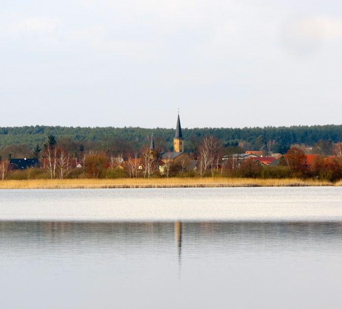 Zierke Zierker See Neustrelitz