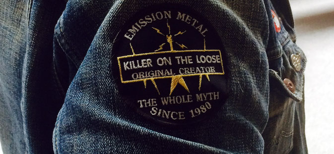 L'histoire Metal, par Killer On The Loose