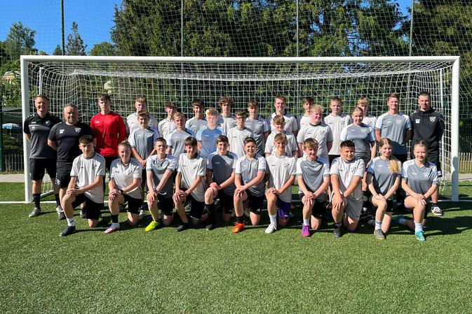 F-Jugend 2014/2015