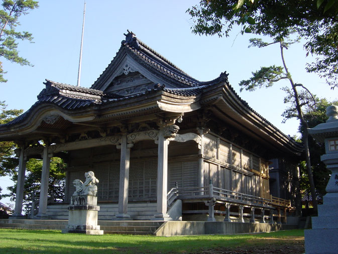 住吉神社(昭和60年 志賀町 富来領家町)