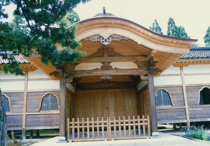 安泉寺(昭和61年 七尾市 中島町)
