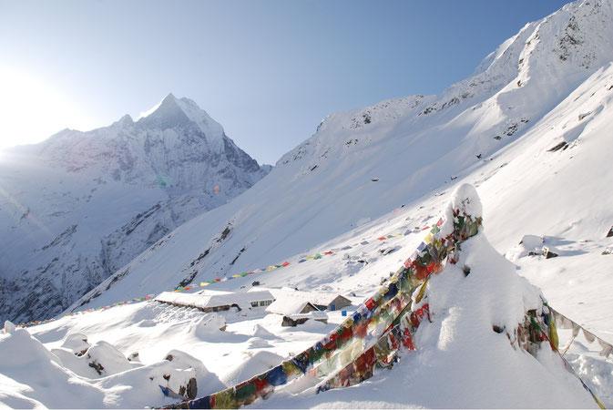 Annapurna Basecamp 4.200 m