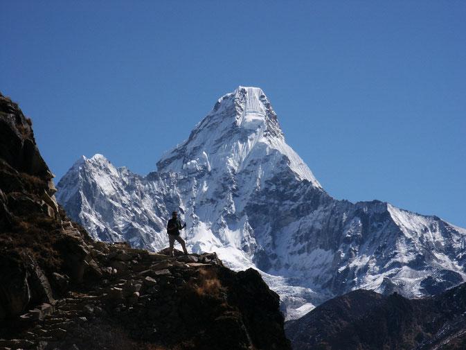 Ama Dablam / Nepal