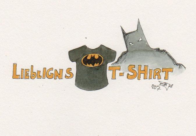 365-Tage-Doodle-Challenge - Stichwort: T-Shirt