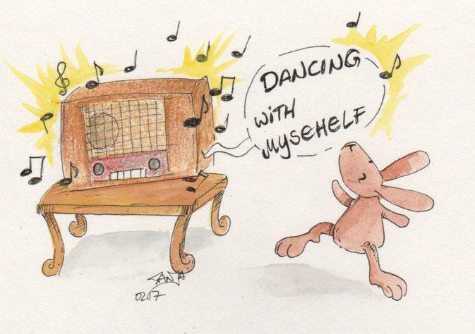 365-Tage-Doodle-Challenge - Stichwort: Radio