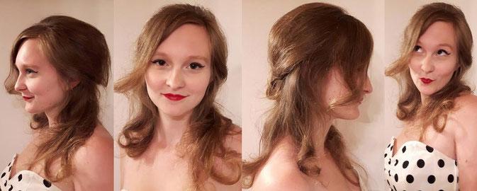 Vintage Frisuren Modeblog Fairy Tale Gone Realistic