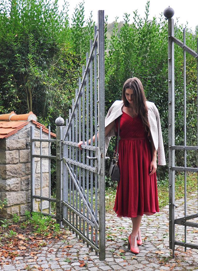 Herbsthochzeit Gastoutfit Diy Fashion Modeblog Und Nahblog Aus Deutschland