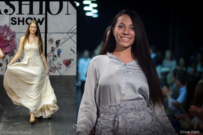 Zarte Kleider bei Janni Schyma