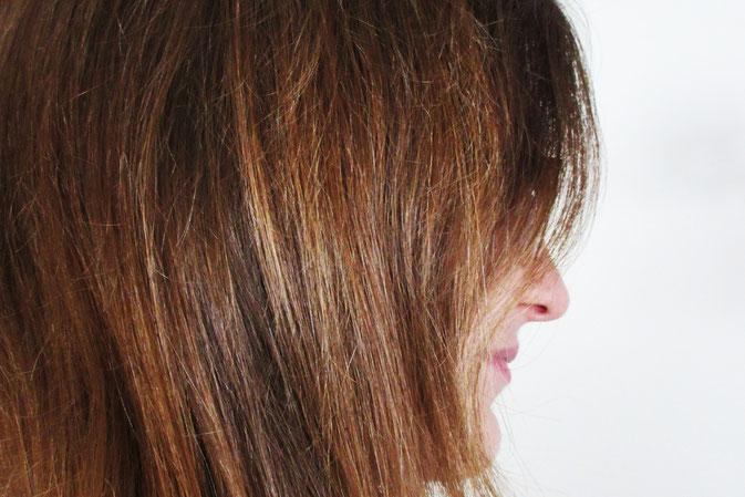 Stehen Frauen auch auf lange Haare?